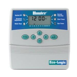 Controller Hunter Eco Logic 4 zone interior