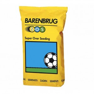 Seminte gazon suprainsamantare Barenbrug SOS, 5 kg