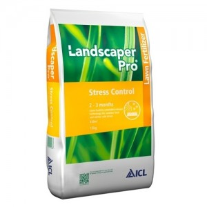 Ingrasamant gazon vara Landscaper Pro Stress Control, 15kg