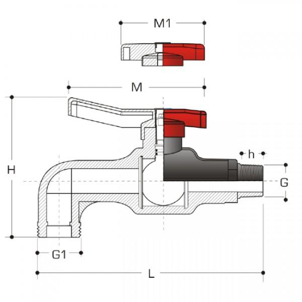 schema robinet schema tehnica with schema robinet schma robinet antigel with schema robinet. Black Bedroom Furniture Sets. Home Design Ideas