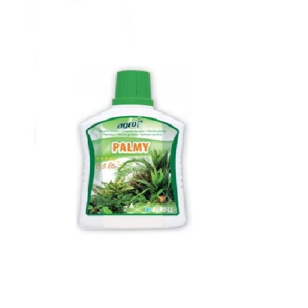 Ingrasamant lichid palmieri si plante verzi Agro, 0,5L