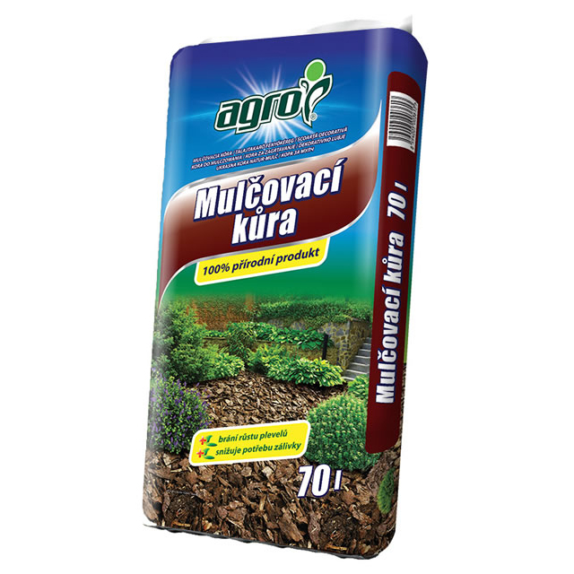 Scoarta decorativa din conifere Agro CS, 70 litri